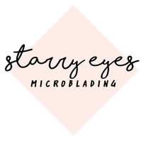 starry eyes microblading